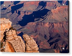 Acrylic Print featuring the photograph Grand Canyon 21 by Donna Corless