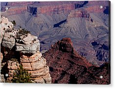 Acrylic Print featuring the photograph Grand Canyon 3 by Donna Corless