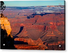 Acrylic Print featuring the photograph Grand Canyon 32 by Donna Corless