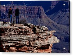 Acrylic Print featuring the photograph Grand Canyon 5 by Donna Corless