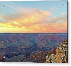 Grand Canyon No. 5 Acrylic Print by Sandy Taylor