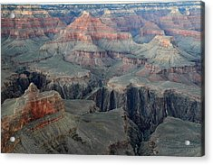 Grand Canyon At Dusk Acrylic Print by Pierre Leclerc Photography