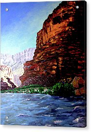 Grand Canyon II Acrylic Print by Stan Hamilton