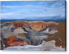 Grand Canyon II Acrylic Print by Stephen Degan