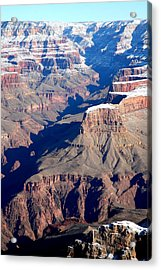 Grand Canyon Acrylic Print by Jennilyn Benedicto