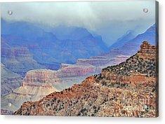 Grand Canyon Levels Acrylic Print