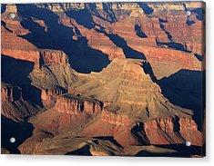 Grand Canyon Light  Acrylic Print by Aidan Moran