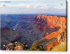 Grand Canyon National Park, Arizona Acrylic Print by Javier Hueso