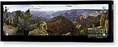 Grand Canyon Pan  Acrylic Print