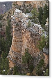 Acrylic Print featuring the photograph Grand Canyon Spire by Joshua House