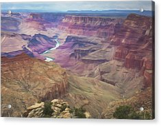 Grand Canyon Suite Acrylic Print