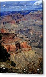 Grand Canyon Vastness Acrylic Print