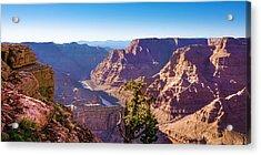 Grand Canyon View Acrylic Print by Lutz Baar