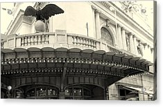 Grand Central Detail Acrylic Print by Dan Stone
