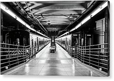 Acrylic Print featuring the photograph Grand Central by Rand