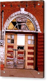 Grand Entrance Acrylic Print by Jame Hayes