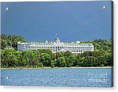 Grand Hotel Acrylic Print