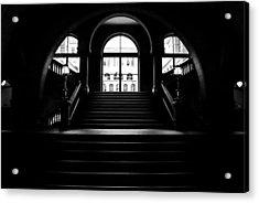 Grand Light Acrylic Print by Jason Heckman