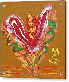 Grand Opening Acrylic Print by Mary Carol Williams