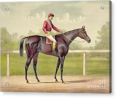 Grand Racer Kingston Acrylic Print
