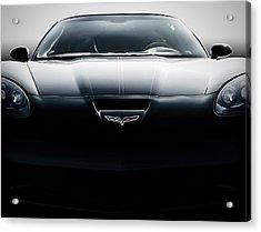 Grand Sport Corvette Acrylic Print by Douglas Pittman
