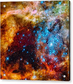 Grand Star-forming Region Acrylic Print