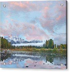Grand Teton National Park, Wyoming Acrylic Print