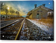 Grand Trunk Station  Acrylic Print