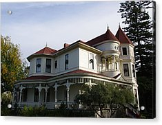 Grand Victorian Mansion  Acrylic Print