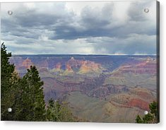 Acrylic Print featuring the photograph Grand View by Gordon Beck