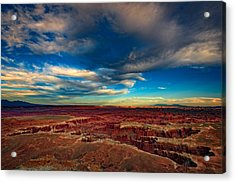 Grand View Point Acrylic Print