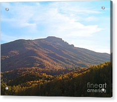 Grandfather Mountain Acrylic Print