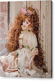 Grandma's Doll Acrylic Print