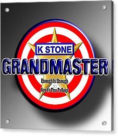 Grandmaster Acrylic Print