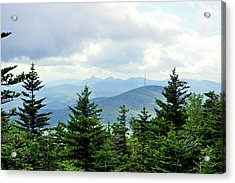Grandmother Mountain Acrylic Print