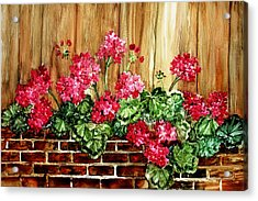 Grandmothers Gift Acrylic Print