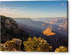 Grandview Sunset - Grand Canyon National Park - Arizona Acrylic Print by Brian Harig