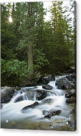 Granite Creek Acrylic Print