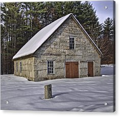 Granite House Acrylic Print