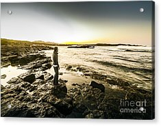 Granville Harbour Sunrise Acrylic Print by Jorgo Photography - Wall Art Gallery