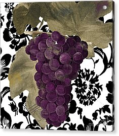 Grapes Suzette Acrylic Print