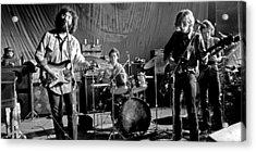 Grateful Dead In Concert - San Francisco 1969 Acrylic Print