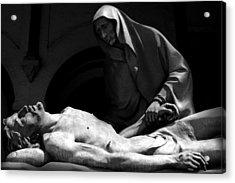 Grave Of Jesus Acrylic Print