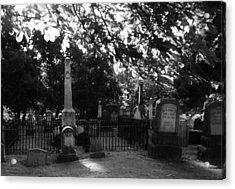 Graveyard 2 Acrylic Print