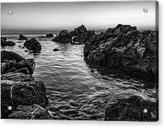 Gray Waters Acrylic Print