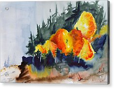 Great Balls Of Fire Acrylic Print