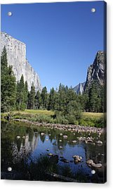 Great Basin Acrylic Print by Russell  Barton