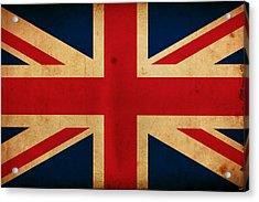 Great Britain Acrylic Print