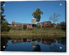 Great Brook Farm Acrylic Print
