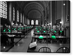 Great Hall Acrylic Print